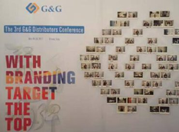 """Reaching the Top, We Are Together"" The 3rd G&G Distributors Conference Was Successfully Held in Italy"