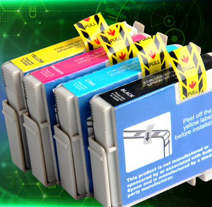 Ninestar Patented Replacement Inkjet Cartridges for Epson 603XL Series Products Available Now!