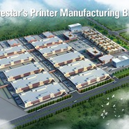 Ninestar Printer Manufacturing Base: One New Building Completed